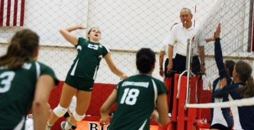 Four GSAC Teams in Top Ten of NAIA Volleyball Rating