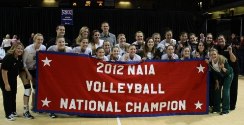 Concordia is NAIA Volleyball National Champion