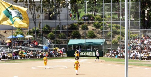 GSAC-Cal Pac Softball Tournament