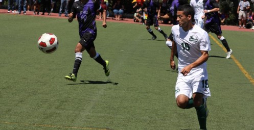 William Prado set the career record with his 27th assist on Saturday