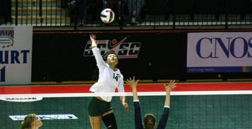 Gao in the 2012 NAIA National Championship (12/1)