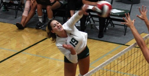 Brooke Marino Stands Alone With 1411 Career Kills