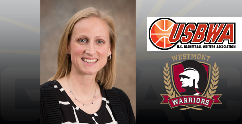 Moore Honored by Basketball Writers