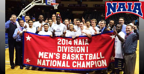 Vanguard won the NAIA Men's Basketball Championship -- the 45th national title for a GSAC team.