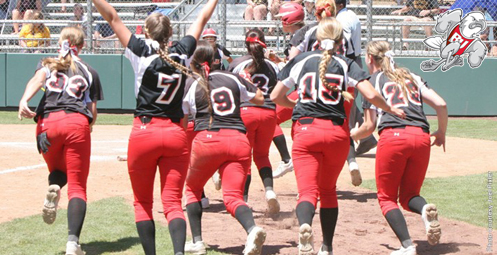 Biola advances to GSAC Championship and earns automatic bid to nationals.  (Photo courtesy of Biola Sports Info.)