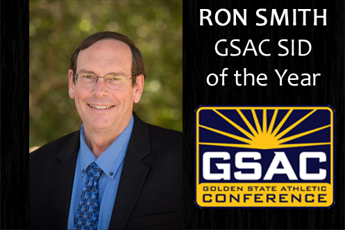 Ron Smith - GSAC SID of the Year