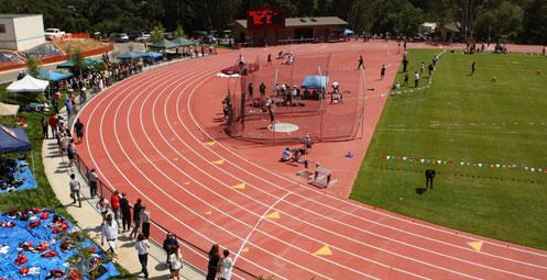 Westmont will host the 2014 GSAC Track & Field Championships