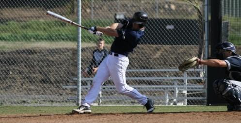 Garrison McLagan Homered in Game Two