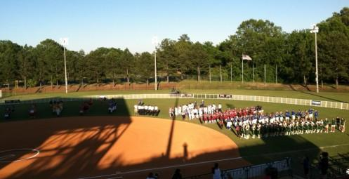 NAIA Final Site Opening Ceremonies