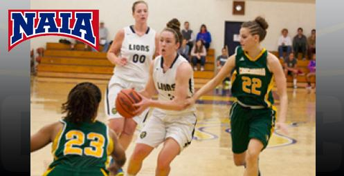 Nicole Ballestero is the NAIA Div. I Women's Basketball Player of the Year