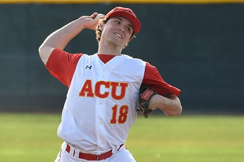 Trevor McGee threw a complete game on Thursday (Photo by Keith Moody)