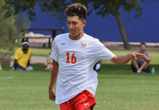 Robles Strikes Twice, ACU Beats SDC
