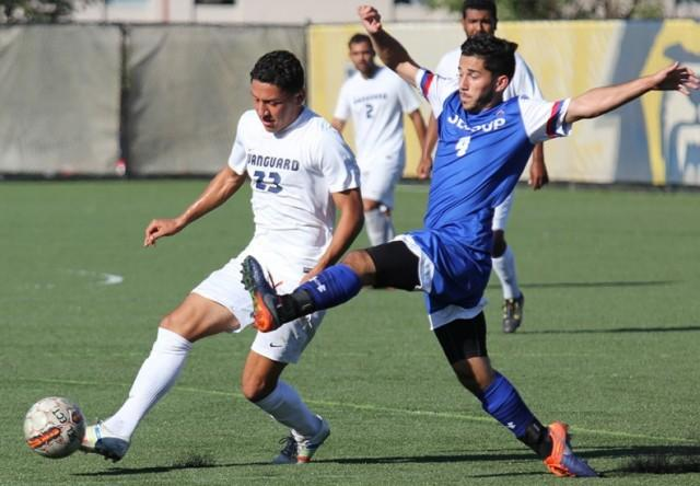 Cortez's Penalty Kick Lifts Lions to Seventh Straight Victory